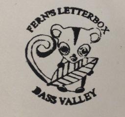 06-Fern stamp